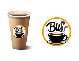 "nº 125 pour Logo design - ""Bliss"" on hot paper cup par odiman"