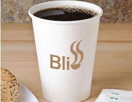 "nº 3 pour Logo design - ""Bliss"" on hot paper cup par AMOROMANIA"