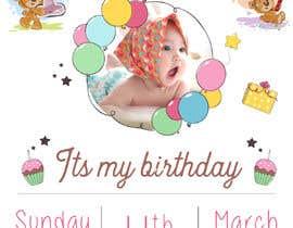 Nambari 41 ya I need a birthday invitation design na Rameezraja8