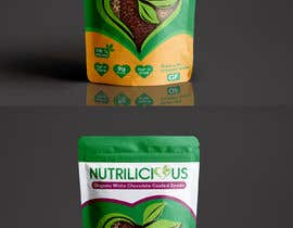 #35 for Packaging designs for a snack line by rashidabegumng