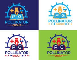 Nambari 129 ya Design a Logo for my social innovation company called the Pollinator Group na rafiul2018
