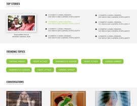 Nambari 8 ya Redesign this home page based on the brief provided na mazcrwe7