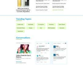 Nambari 82 ya Redesign this home page based on the brief provided na joinwithsantanu