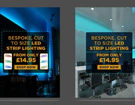 Nambari 74 ya Create a Awesome Email Banner - Promoting our LED Strip Lighting Range na owlionz786