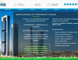 #7 для Mejorar diseño web de www.darsa.es от manuelsq