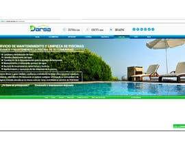 #12 для Mejorar diseño web de www.darsa.es от jagc01