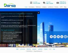 #18 для Mejorar diseño web de www.darsa.es от kreativinfo