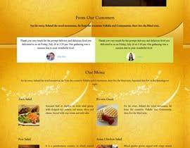 Nambari 14 ya A Website for Restaurant -- 2 na mindlogicsmdu