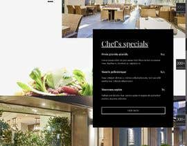 Nambari 17 ya A Website for Restaurant -- 2 na gtaposh