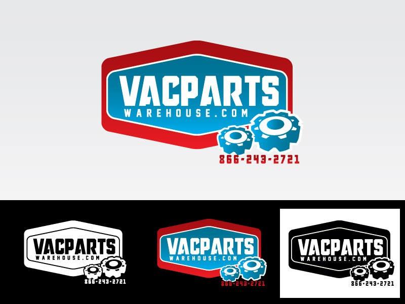 Bài tham dự cuộc thi #396 cho Logo Design for VacPartsWarehouse.com