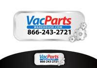Bài tham dự #250 về Graphic Design cho cuộc thi Logo Design for VacPartsWarehouse.com