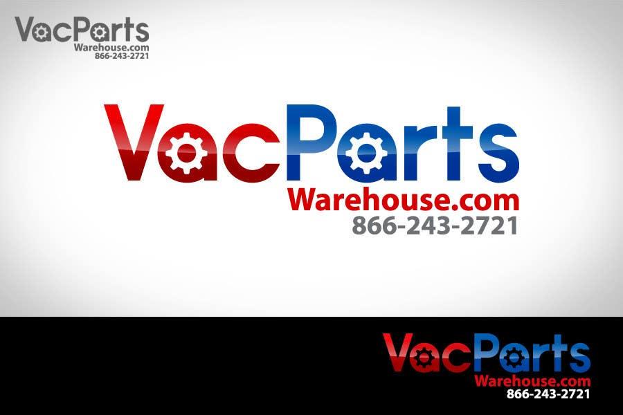 Bài tham dự cuộc thi #427 cho Logo Design for VacPartsWarehouse.com