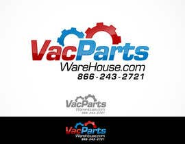 nº 174 pour Logo Design for VacPartsWarehouse.com par BrandCreativ3