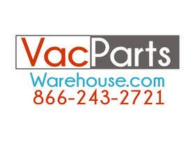 #46 for Logo Design for VacPartsWarehouse.com af buddy036
