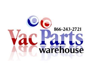 Bài tham dự cuộc thi #220 cho Logo Design for VacPartsWarehouse.com