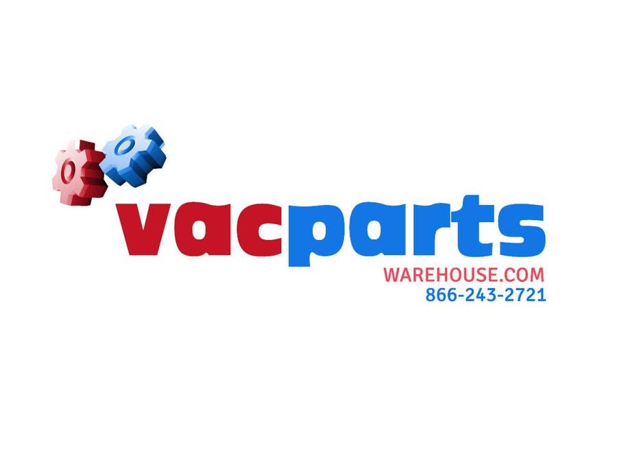 Bài tham dự cuộc thi #443 cho Logo Design for VacPartsWarehouse.com