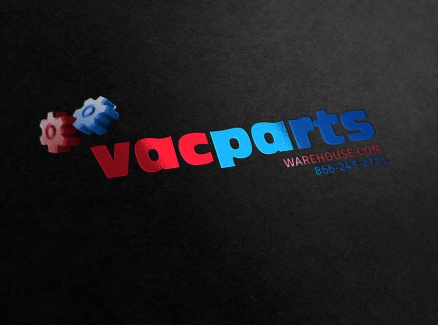 Bài tham dự cuộc thi #447 cho Logo Design for VacPartsWarehouse.com
