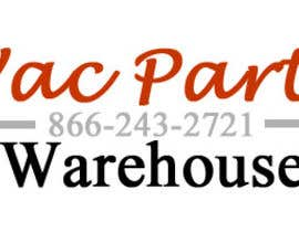 nº 31 pour Logo Design for VacPartsWarehouse.com par DurDesigns