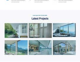 #6 for Build windows and doors company website by AndITServices