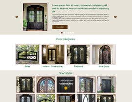 #3 for Build windows and doors company website by akifkhan75