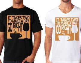 #21 para Make 2 Variations Of T-Shirt Design por marijakalina