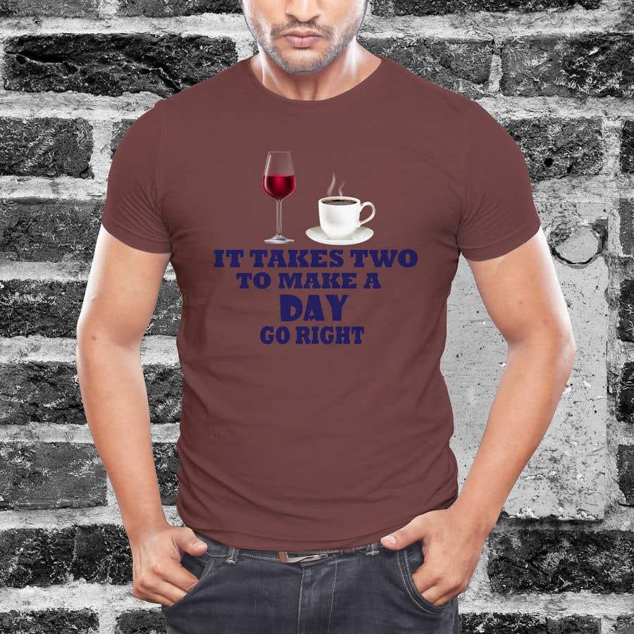 Inscrição nº 7 do Concurso para Make 2 Variations Of T-Shirt Design