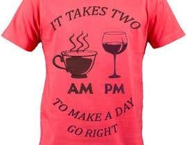 #4 para Make 2 Variations Of T-Shirt Design por katrinspasova