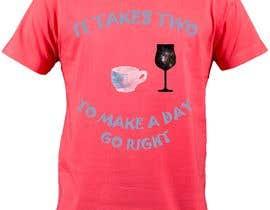 #5 para Make 2 Variations Of T-Shirt Design por katrinspasova