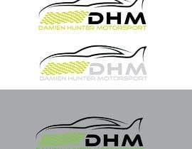 Nambari 2 ya Business Logo for Damien Hunter Motorsport na hbakbar28