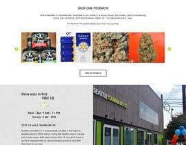 #3 for Design a Website Mockup by webidea12