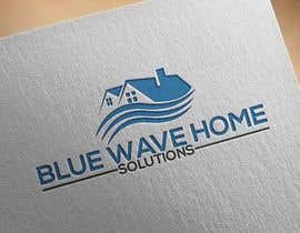 Nambari 317 ya Logo for Blue Wave Home Solutions na mdobidullah02
