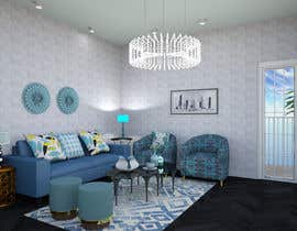 #23 for Apartment Interior Layout and Design by nhitran3dartist