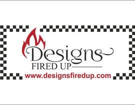 Nambari 1 ya Design a sticker for my business Designs Fired Up na engabousaleh