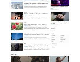 Nambari 12 ya Design a Website into PSD or HTML na fahad0177