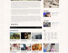 Nambari 2 ya Design a Website into PSD or HTML na sherazi2592
