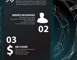 #4 for Create an infographic about a cryptocurrency by ahmed7najih