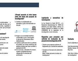 #2 for Crear un brochure informativo by sdaexterno