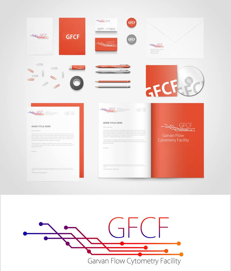 #271 for Logo Design for Garvan Flow Cytometry Facility by adamyong88