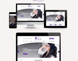#22 for Design a Website Mockup / wordpress templete for Ladies Salon by yasirmehmood490