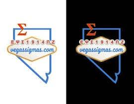 #43 for Las Vegas Fraternity Logo by eddesignswork