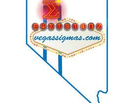 #32 for Las Vegas Fraternity Logo by Maranovi