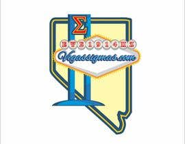 #27 for Las Vegas Fraternity Logo by crapit
