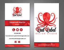 #165 for Design some Business Cards For Design Studio by Nabila114