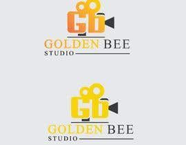 #33 for GOLDEN BEE STUDIO - Design a Logo by Akash1334