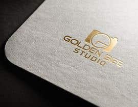 #24 for GOLDEN BEE STUDIO - Design a Logo by khanmorshad2