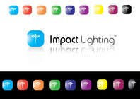 Graphic Design Inscrição do Concurso Nº166 para Logo Design for Impact Lighting