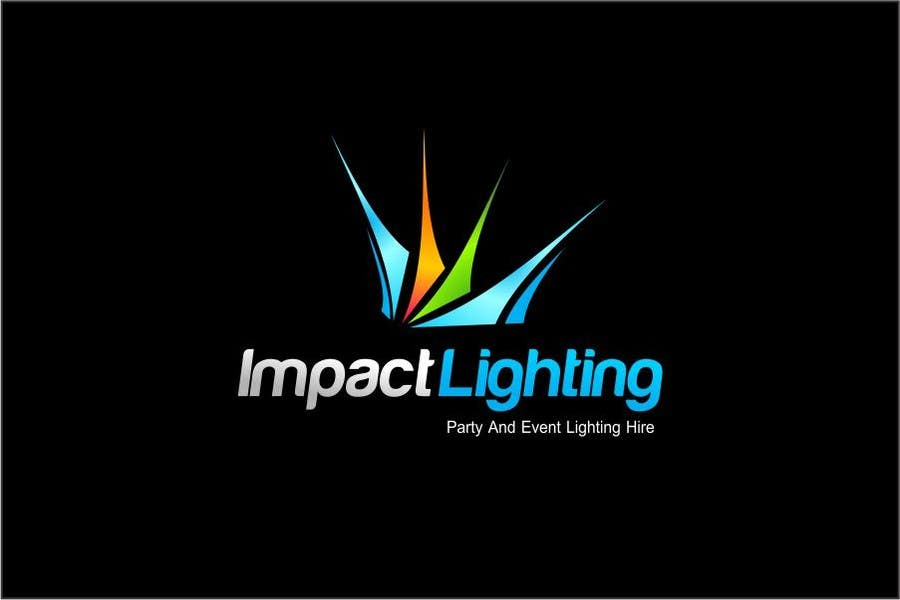 #163 for Logo Design for Impact Lighting by timedsgn