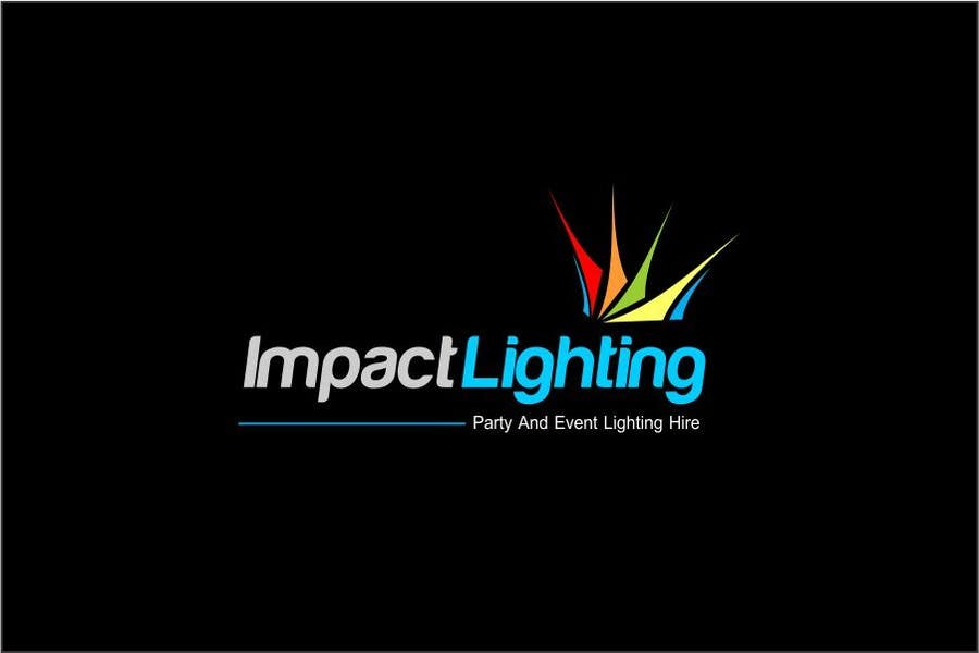 #215 for Logo Design for Impact Lighting by timedsgn