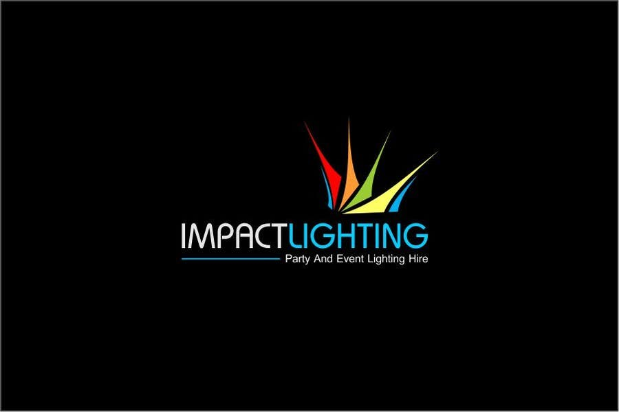 #216 for Logo Design for Impact Lighting by timedsgn