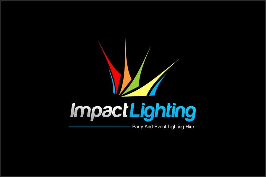 #245 for Logo Design for Impact Lighting by timedsgn